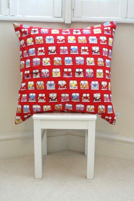 Campervan Cushion - £20.00