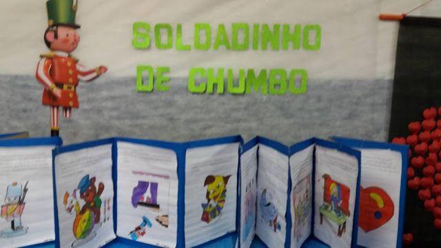Feira Literaria Projeto Soldadinho De Chumbo Talitha Barbosa