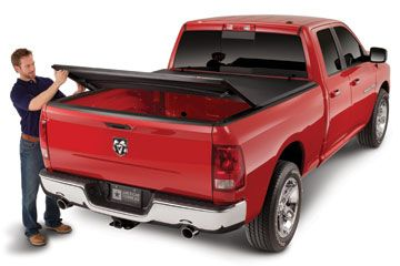American Tonneau Tri-Fold Tonneau Cover - Best Price  Free Shipping on American Trifold Truck Bed Covers