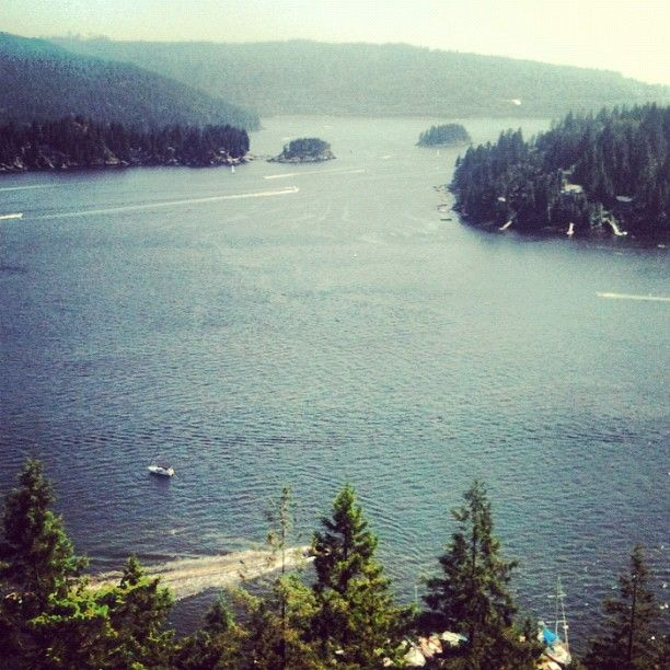 Hike to Quarry Rock Lookout in Deep Cove
