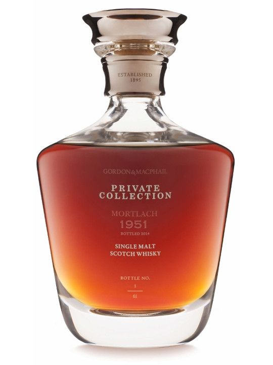 A 63-year-old Mortlach released by Gordon & Macphail as part of the Private Collection Ultra series. The second-oldest Mortlach ever released (after G&M's own 70 year old), this was chosen by David...
