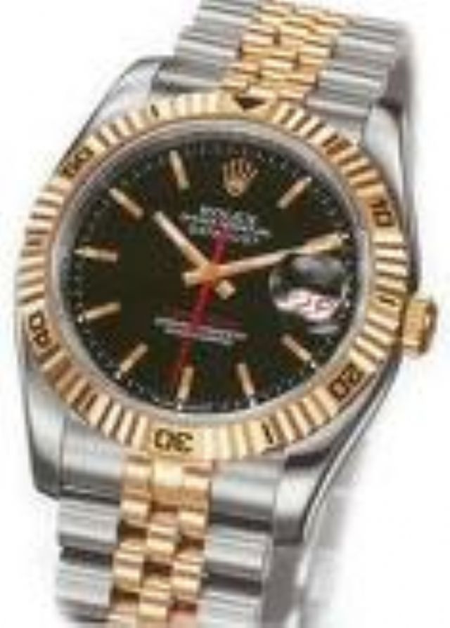 #Rolex Oyster Perpetual Datejust Turn-O-Graph Ref.116261