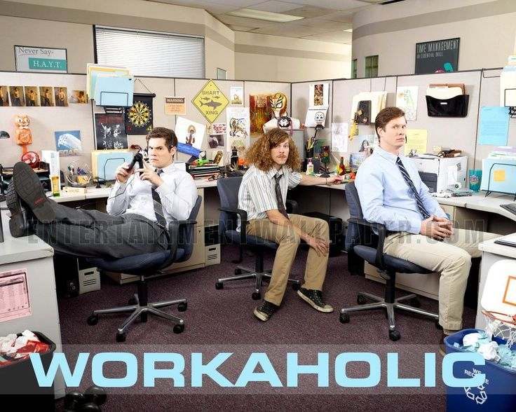 Workaholic, Are You
