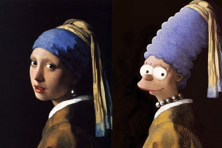 Girl with a pearl earring essay