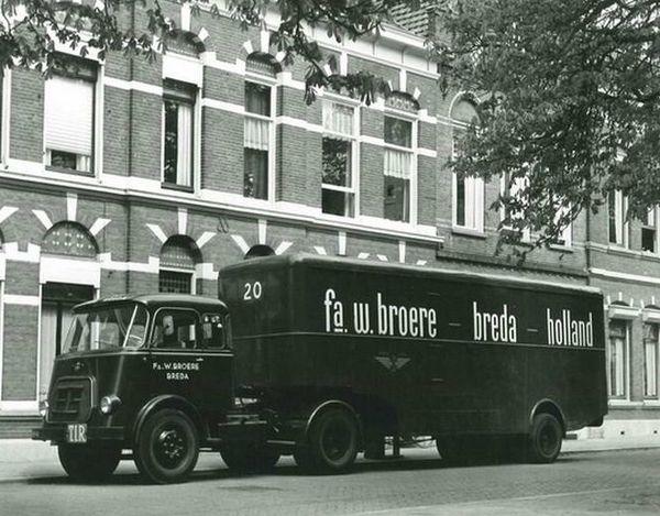 DAF-1200 Fa W.Broere Breda (NL)
