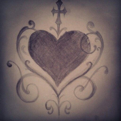 Heart of fire ♡