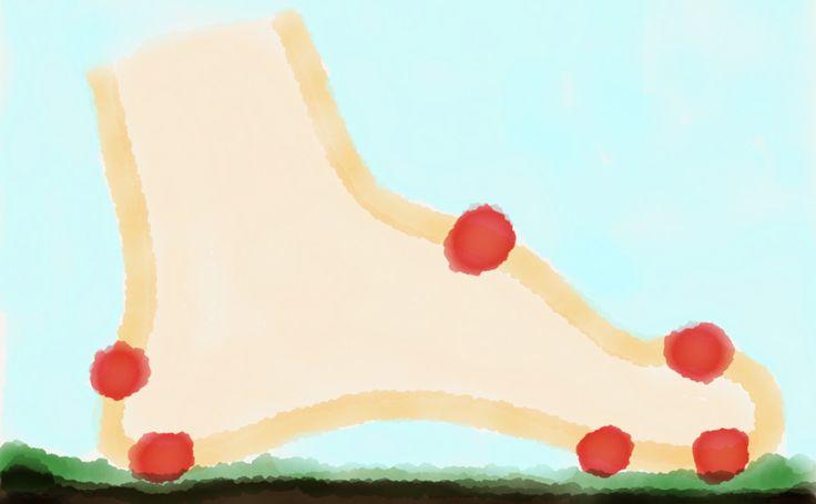 Der Blase am Fuß vorbeugen - 14 praktische Tipps #NordicWalking