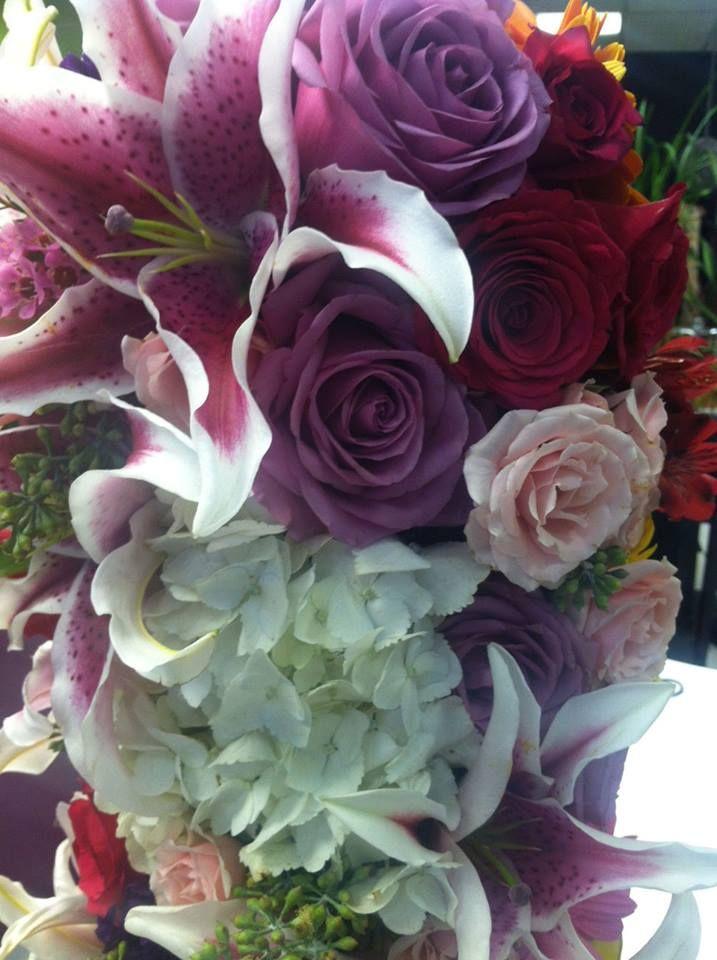Modern Wedding Flowers Centerpieces In Kansas City