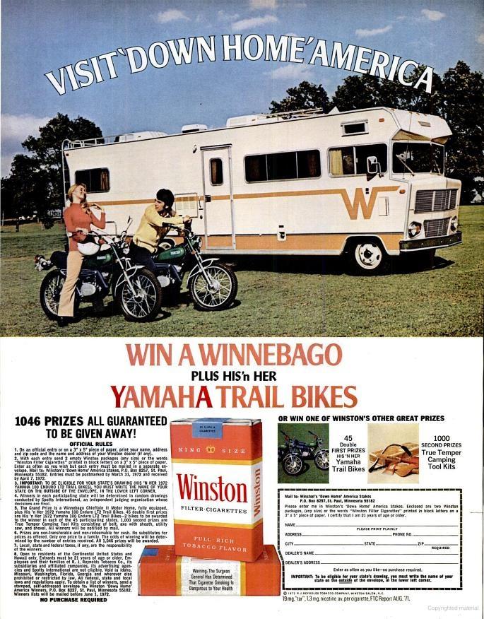 21 best winnebago images on pinterest vintage campers for Affordable motors winston salem nc reviews