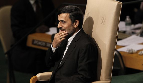 2/22/17 Is Ahmadinejad defying Khamenei's 'advice' to abandon ambitions?    Former Iranian President Mahmoud Ahmadinejad is believed to be back in the game with his former deputy's announcement that he intends to run in the upcoming presidential elections