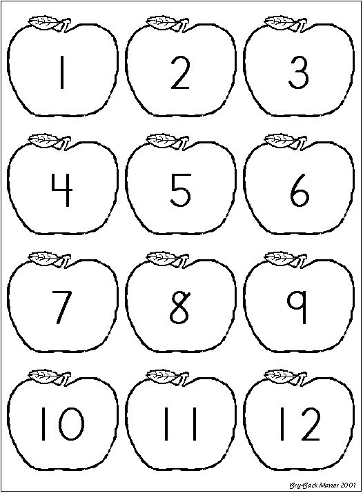 apple unit number activity