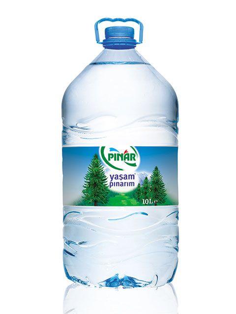 Pınar Pet Şişe 10 lt