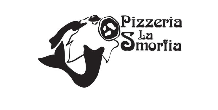 Pizzeria La Smorfia's Logo, Monterosso al mare, 5terre