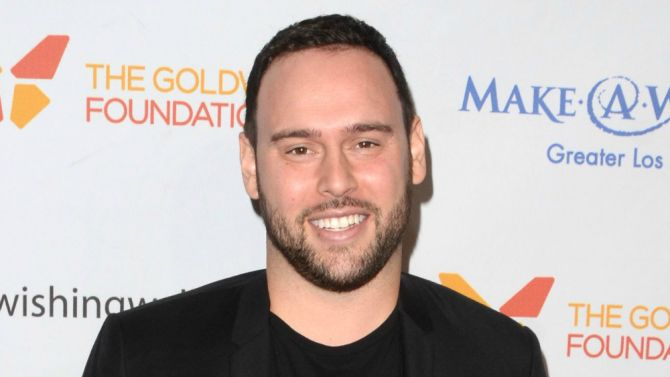 Justin Bieber, Ariana Grande Manager Scooter Braun Addresses Healthcare in Plea to Focus on 'Real Issues': #arianagrande #justinbieber