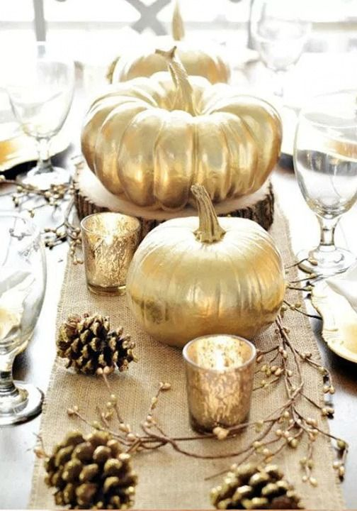 Get your dining table ready for all the fall occasions—Halloween, Thanksgiving, and any dinner party in between! These 30 decoration ideas are sure to inspire you.