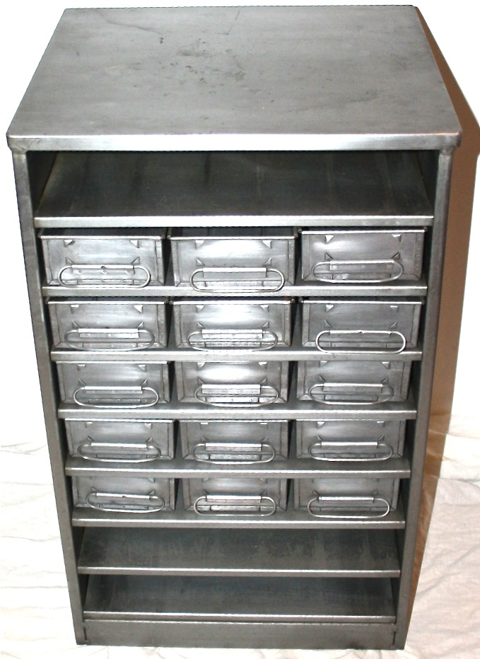 Smaller version of our massive industrial storage solutions that people love....