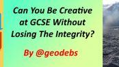 Creative GCSE Geography
