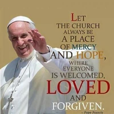 Today Pope Francis Comes Among Us: Papal Vist to the United States, September…