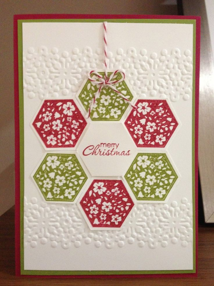 Oakfield Crafts : Six Sided Sampler