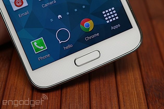 Samsung plans to bring biometric security to its low-end phones