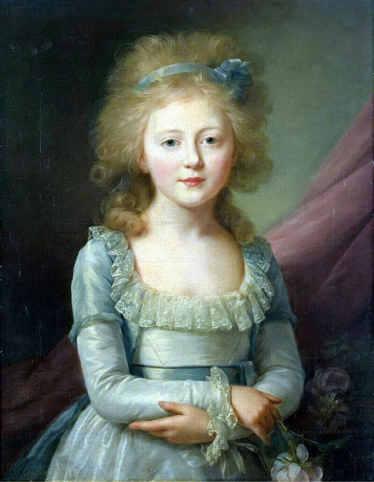 Yelena Pavlovna by Voile, 1792