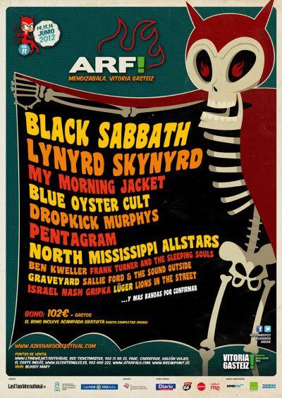Azkena Rock Festival 2012