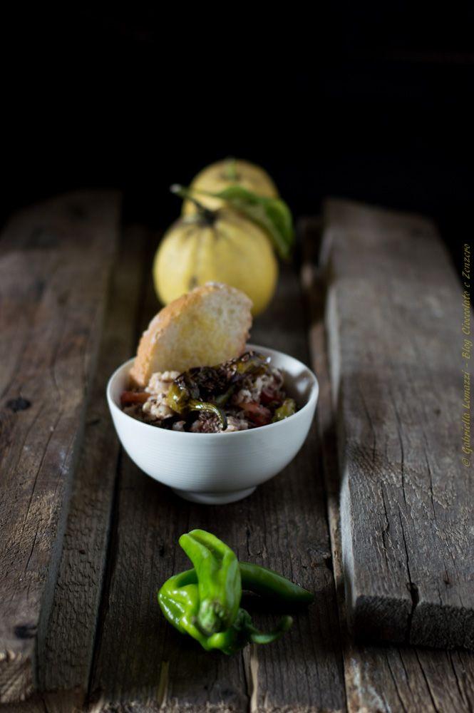 Insalata di riso basmati integrale e orzo con verdure al forno
