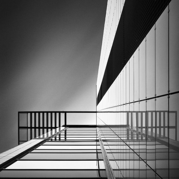 Architecture Photography Black And White