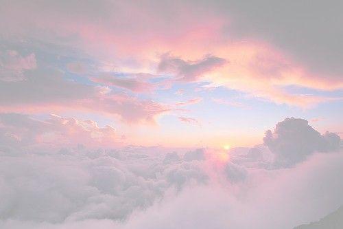Pastel Sky Clouds