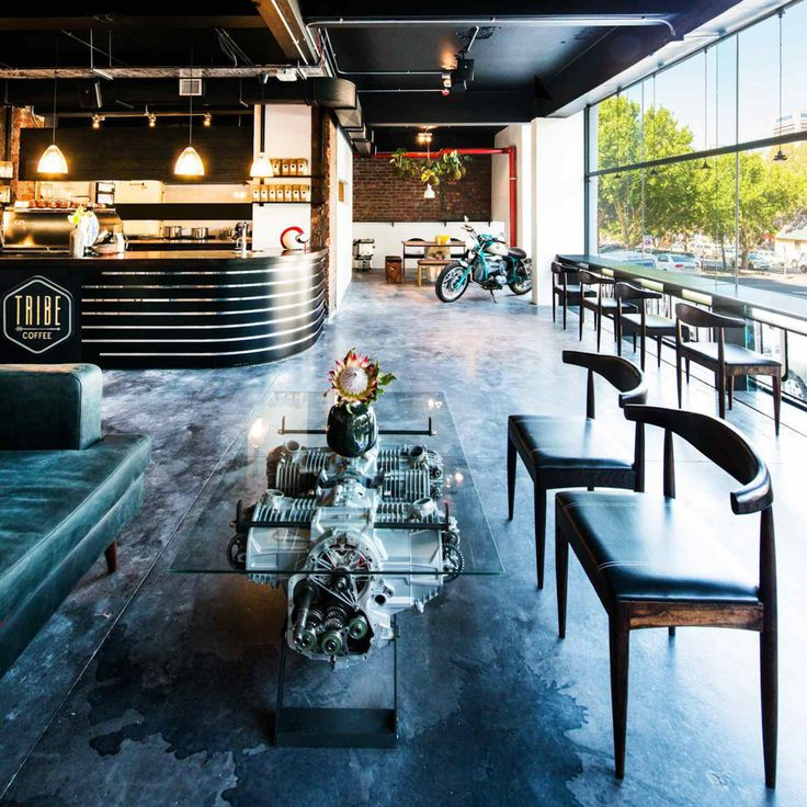 Tribe coffee bmw motorrad south africa cafes