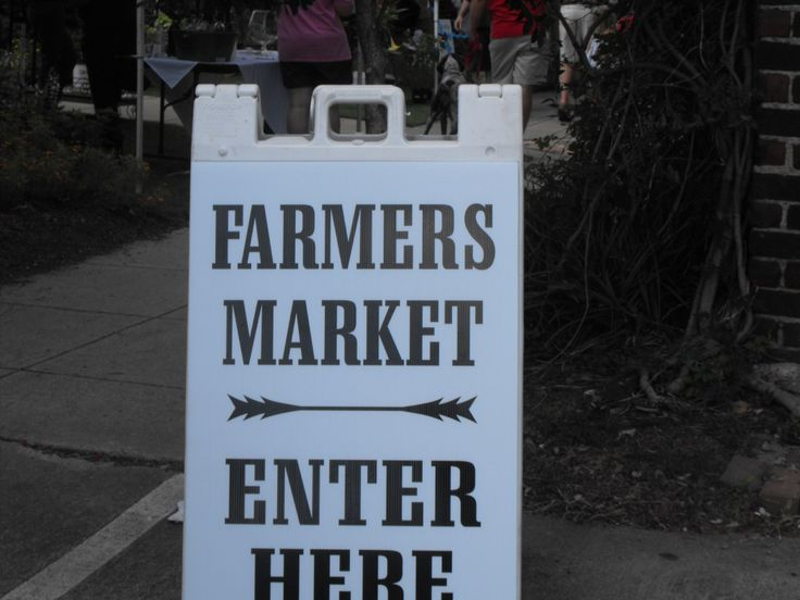 ENJOYING THE ALABAMA OUTDOOR MARKETS - OH THE PLACES WE SHOULD GO