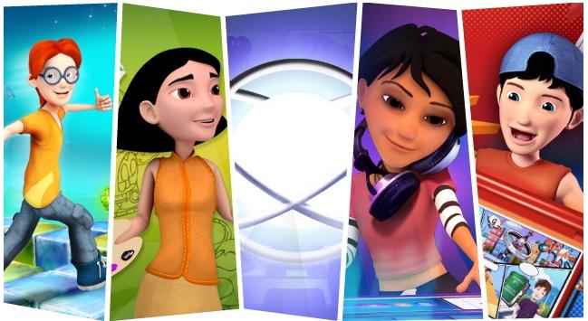 Grandes aventuras te esperan en Creápolis el nuevo juego multijugador en línea de Aula365