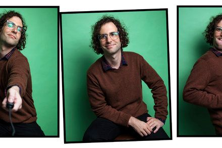 Kyle Mooney: The First Time I Was Upstaged at a Talent Show