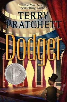 """Charles Dickens meets Forrest Gump! This was a wonderfully light read and I really enjoyed it. Was it """"good"""" literature - probably not in the traditional sense. But Pratchett is a terrific writer and brought his story telling skills to this highly enjoyable story. Stars: 8/10"""