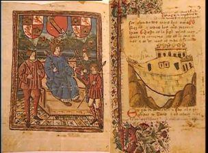 Los libros de viajes en la Edad Media