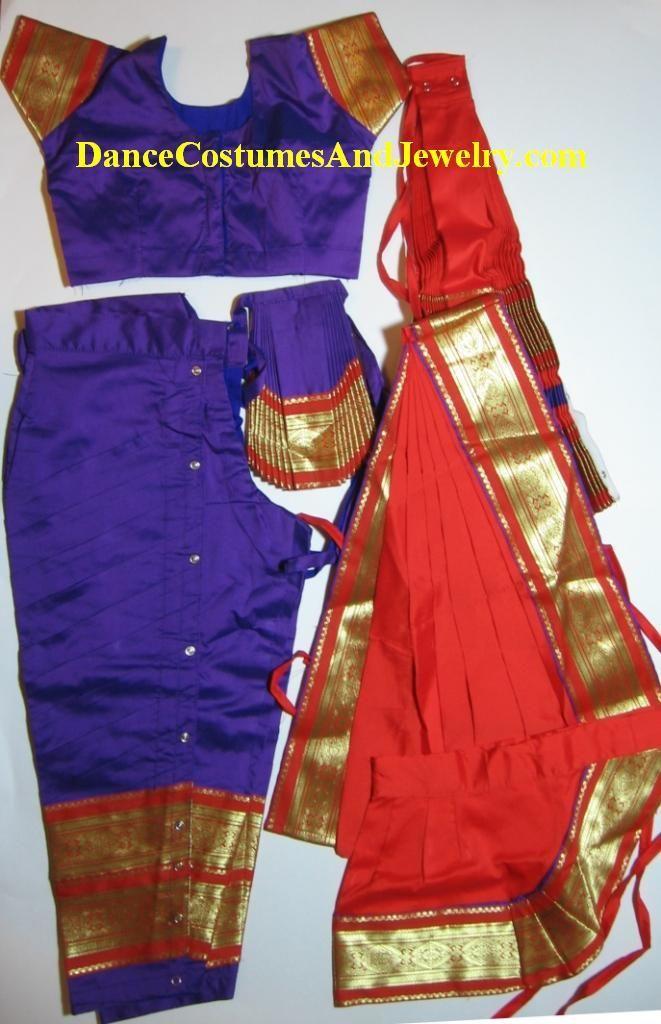 www.DanceCostumesAndJewelry.com - Bharatanatyam dance costume ready made art silk BluRed38, $ 119.90 (http://www.dancecostumesandjewelry.com/bharatanatyam-dance-costume-ready-made-art-silk-blured38/) #indian #dance #india #fashion #dancecostumes #bharatanatyam #dancejewelry #bharatanatyamcostumes #costumes