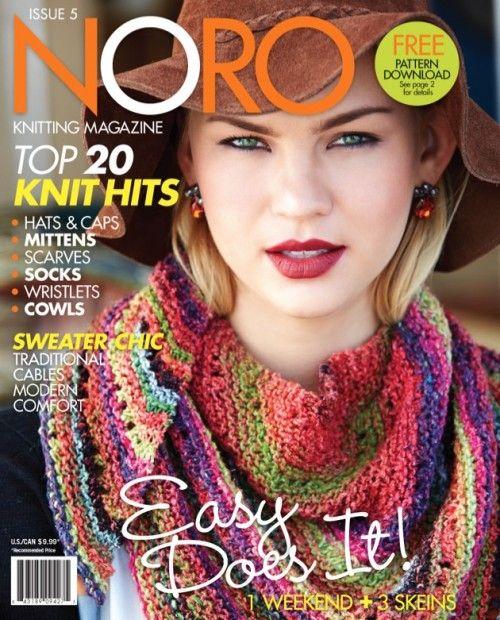 Noro Magazine #05 by Noro at KnittingFever.com