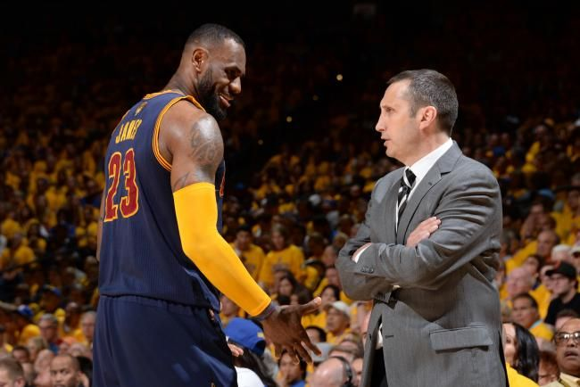 David Blatt Boldly Predicts Cavs Championship, Compares LeBron to Moses | Bleacher Report
