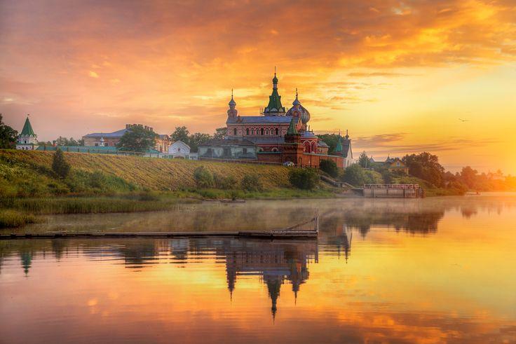 Старая Ладога-первая столица России... - Старая Ладога