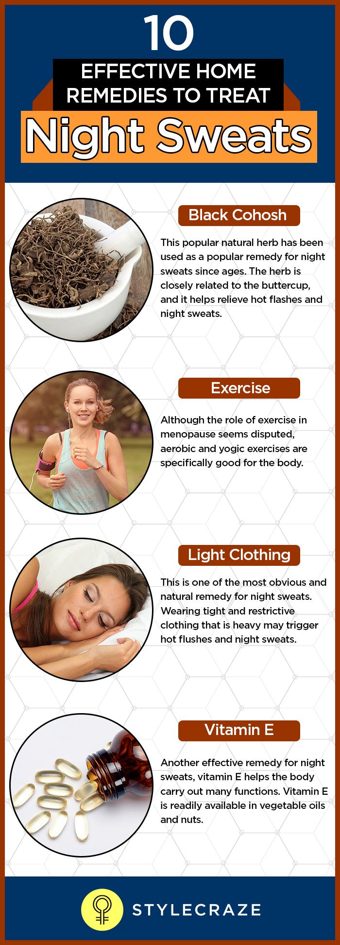 Have you ever woken up sweating in the middle of the night? And has this been robbing your peace? Night sweat can be an irksome condition and it usually is regarded as an aggressive symptom of menopause. Waking up in the middle of the night drenched in sweat is not a happy feeling at all, right?