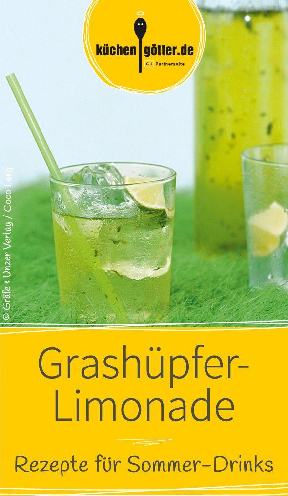 Diese grüne Limonade hilft gegen Frühjahrsmüdigkeit.