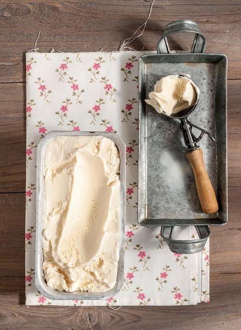 Παγωτό λεμόνι της Νάπολης