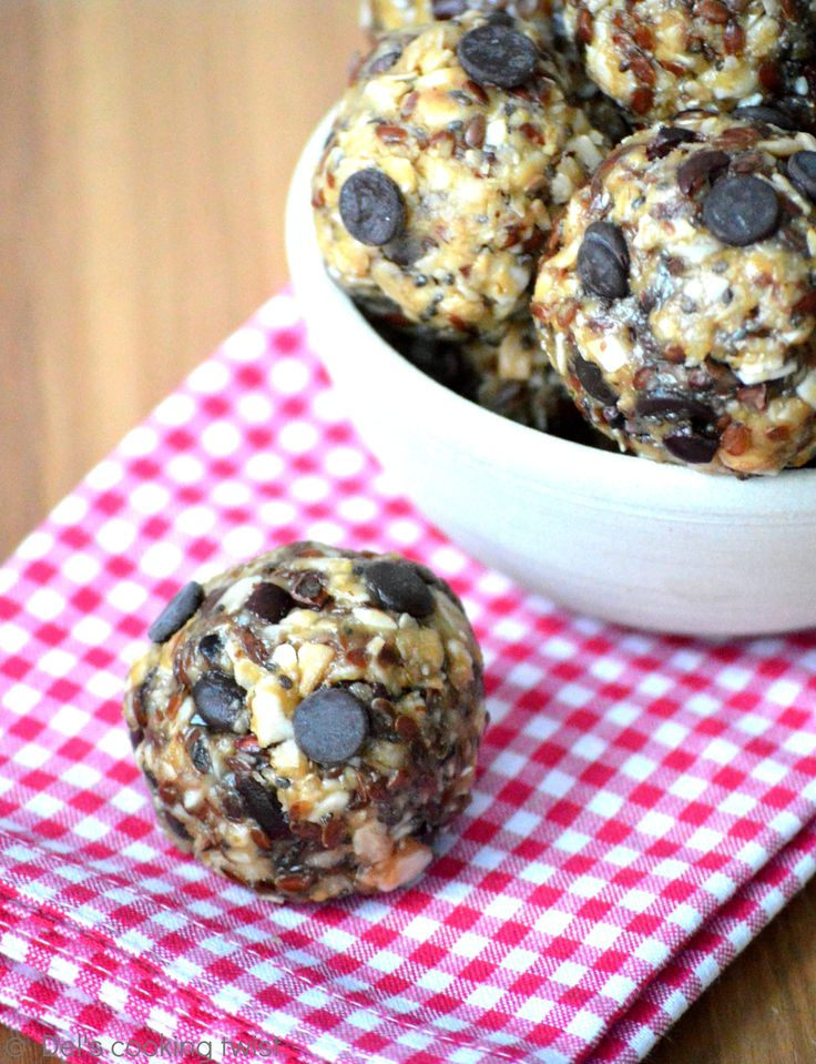 A healthy treat to start the week sounds great, right? If like me you like when healthy means tasty, these no bake energy bites are for sure the ones you were looking for. You can have them at any …