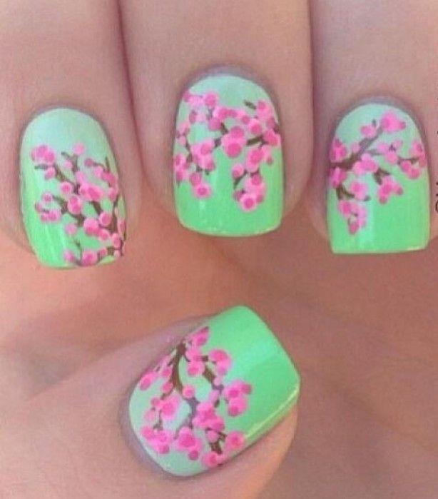 Super leuk! Arizona nagels!!