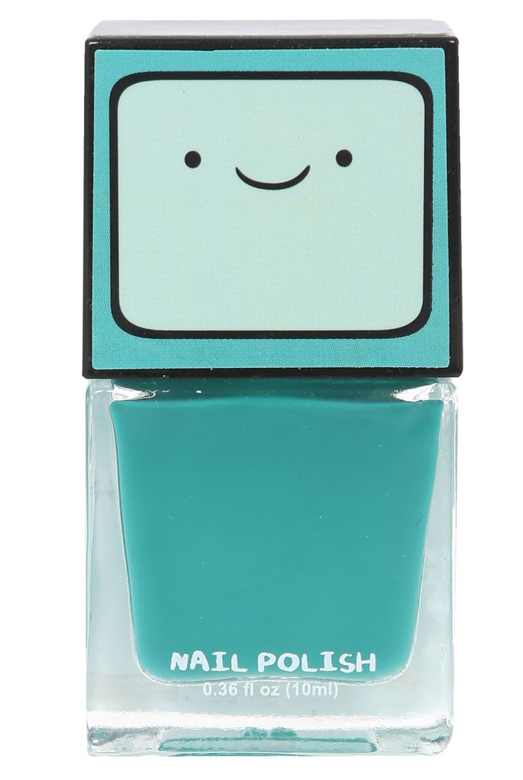 Adventure Time BMO Nail Polish   Hot Topic