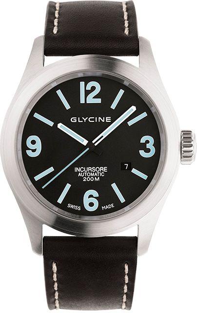 Glycine - Incursore - 46mm Automatic SAP   Ref. 3874.198-LB9B