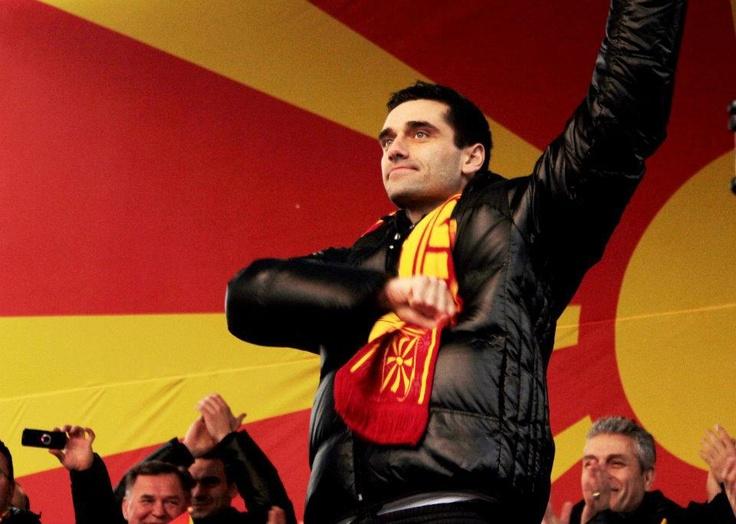Macedonian Handball Player Kiril Lazarov