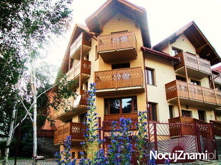 Szczawnica noclegi - NocujZnami.pl || Noclegi nad morzem ||  #apartamenty #morze #apartments #polska #poland || http://nocujznami.pl/noclegi/region/morze