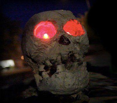 Outdoor Solar Halloween Lights