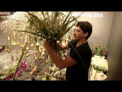 Fleurop Interflora WORLD CUP Berlin 2015 - YouTube